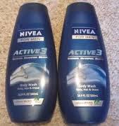 NIVEA for Men - Active3 Original