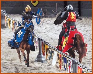 Medieval Times - Orlando Castle